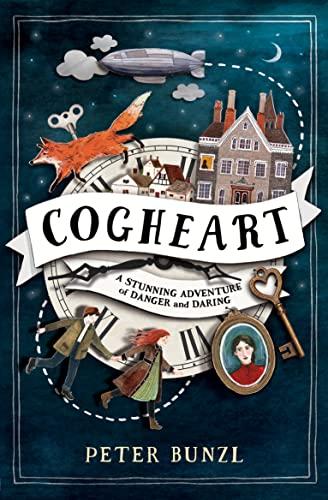 9781474915007: Cogheart (The Cogheart Adventures #1): 01