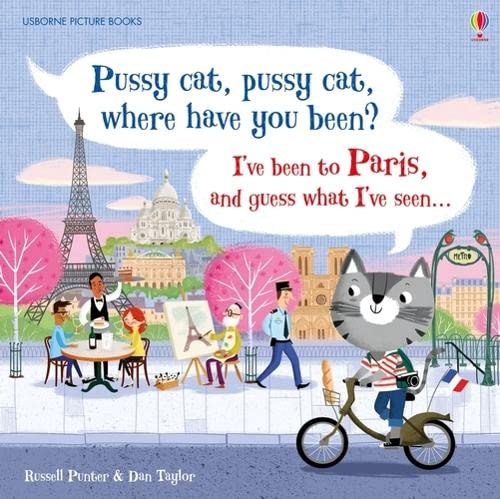 Pussy Cat, Pussy Cat, Where Have You: Russell Punter (author),