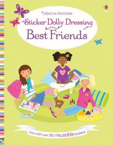 9781474917230: Sticker Dolly Dressing Best Friends