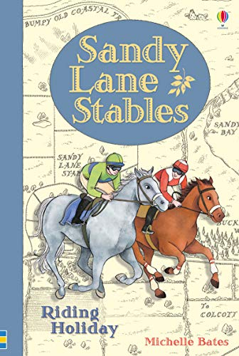 9781474917247: Sandy Lane stables : riding holiday (Young Reading)