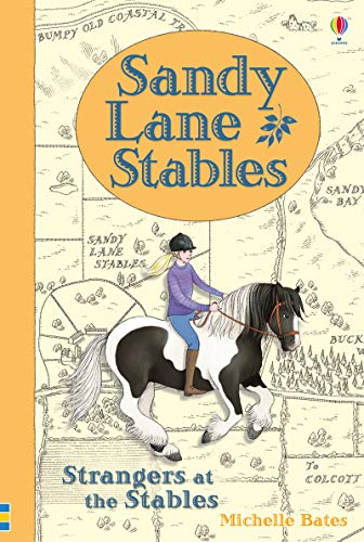 9781474917261: Sandy Lane Stables Strangers at the Stables (Young Reading) (Young Reading Plus)