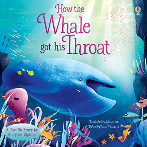 9781474918503: How the Whale Got His Throat (First Reading Level One)