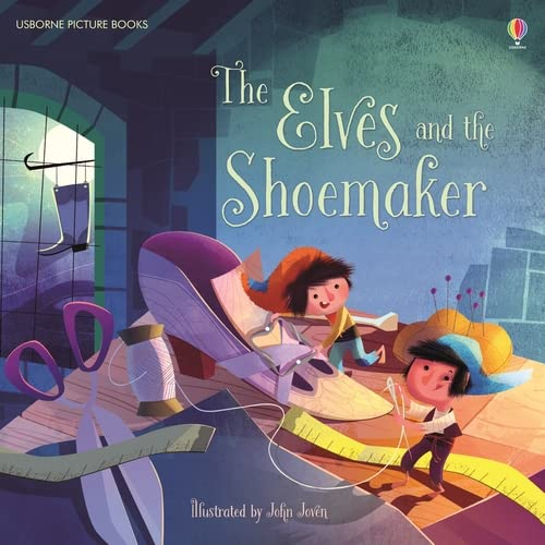 9781474918527: The Elves and the Shoemaker (First Reading Series 4)
