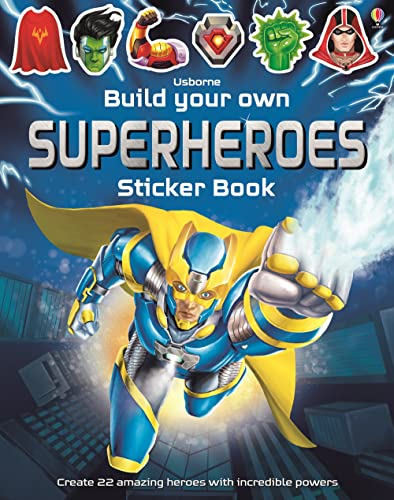 9781474918961: Build Your Own Superheroes