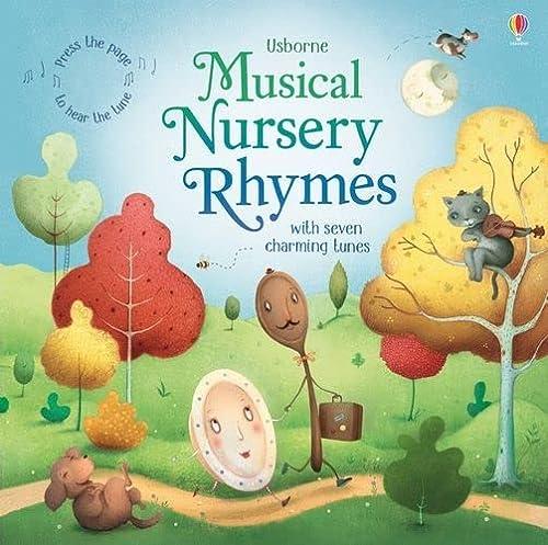 9781474918985: Musical Nursery Rhymes (Musical Books): 1