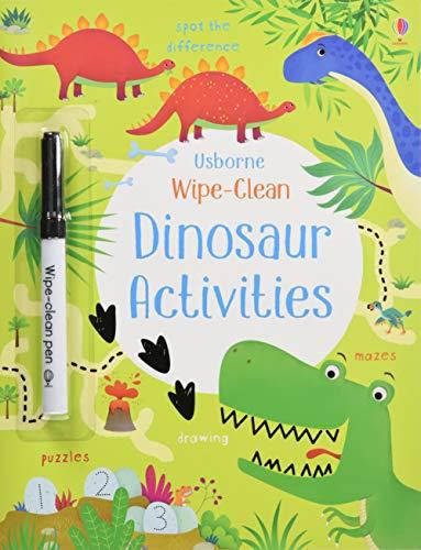 9781474919012: Wipe-Clean Dinosaur Activities (Wipe-clean Books)