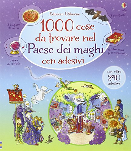 1000 cose da trovare nel paese dei: Gillian Doherty, Teri