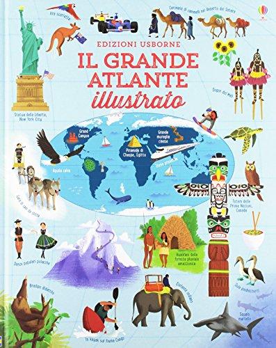 9781474919753: Il grande atlante illustrato. Ediz. illustrata