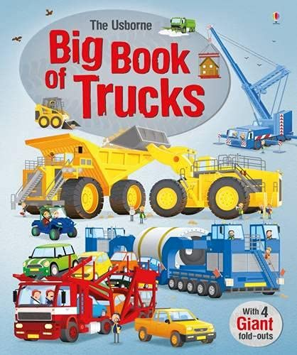 9781474921008: Big Book Of Trucks (Big Books)