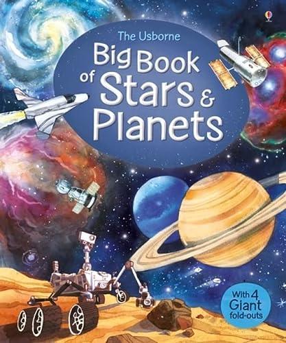 9781474921022: Big Book Of Stars & Planets (Big Books)