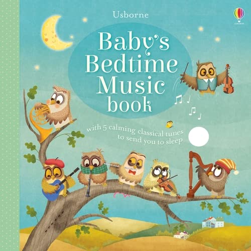 9781474921206: Baby's Bedtime Music Book (Musical Books)
