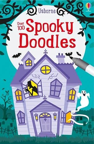 9781474921558: Spooky Doodles