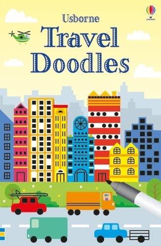 9781474921572: Travel Doodles