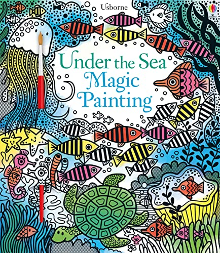 9781474921688: Under the Sea Magic Painting