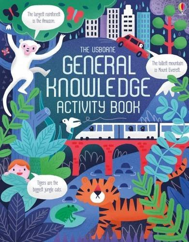 9781474921701: General Knowledge Activity Book