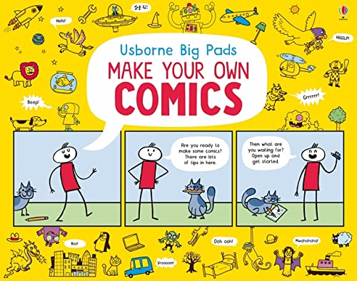 9781474922722: Make Your Own Comics