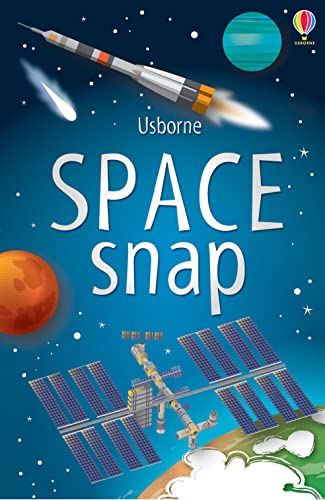 9781474923828: Space Snap (Snap Cards)