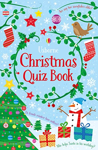 Christmas Quiz Book (Quiz Books) (Paperback)