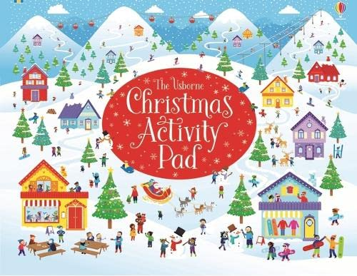 9781474924023: Christmas Activity Pad