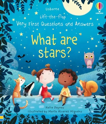 9781474924252: What Are Stars (Very First Lift-the-Flap Questions & Answers)