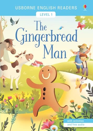 9781474924627: The Gingerbread Man - Level 1