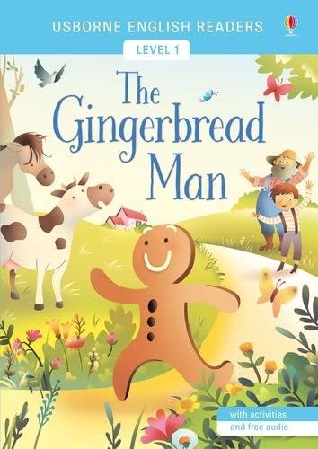 9781474924627: The Gingerbread Man (Usborne English Readers Level 1)