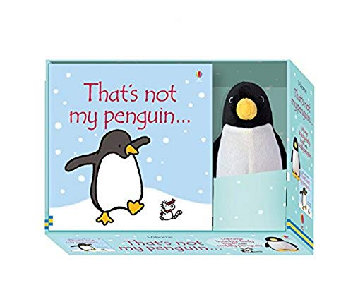 9781474926591: That'S Not My Penguin Book And Toy (That's Not My. + Plush toy)
