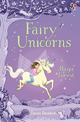 Fairy Unicorns Magic Forest (Young Reading Series 3 Fiction): Zanna Davidson