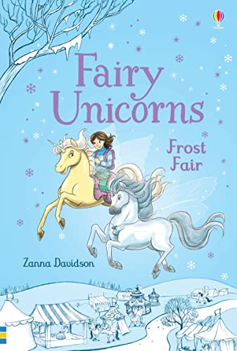Fairy Unicorns Frost Fair (Young Reading Series 3 Fiction): Usborne Publishing Ltd
