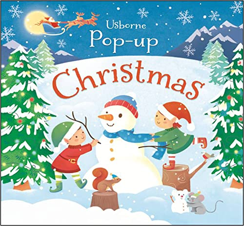 Pop-Up Christmas (Pop Ups): Usborne Publishing Ltd