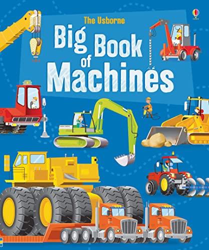 9781474928946: Big Book of Machines (Big Books Series)
