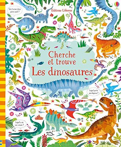 9781474929219: Cherche et trouve Les dinosaures