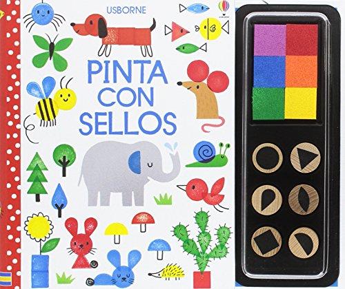 9781474929936: Pinta con sellos