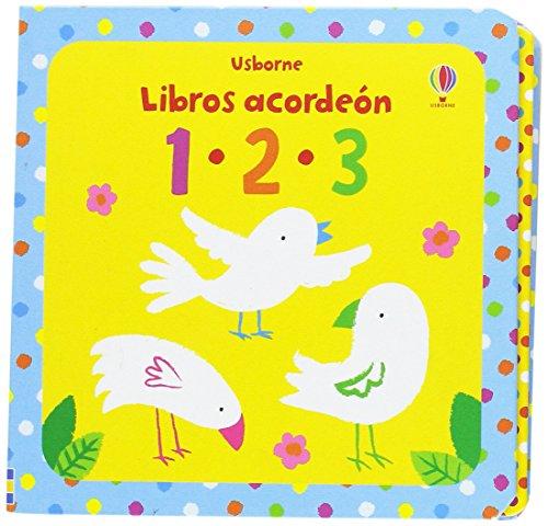 LIBROS ACORDEON 123 - WATT, FIONA