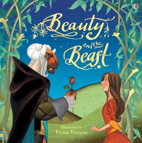9781474932387: Beauty and the Beast (Young Reading Series Two)