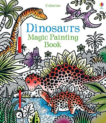 9781474933421: Dinosaurs Magic Painting Book