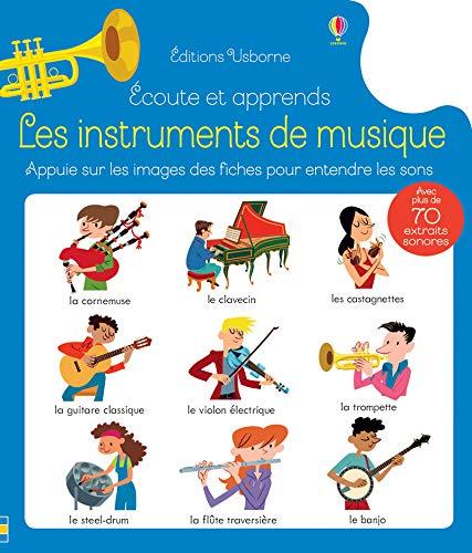 9781474934244: Ecoute et apprends - Les instruments de musique