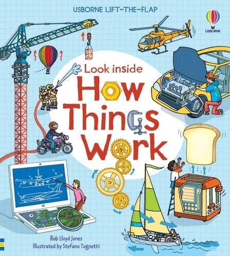 9781474936576: Look Inside How Things Work