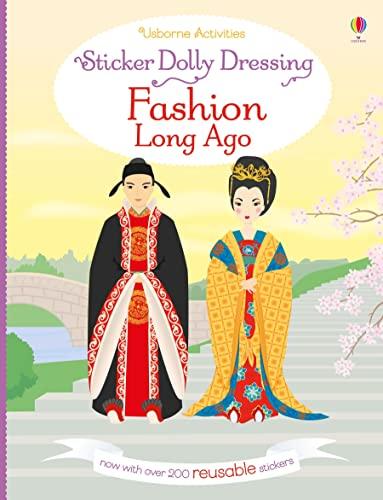 9781474937825: Sticker Dolly Dressing Fashion Long Ago