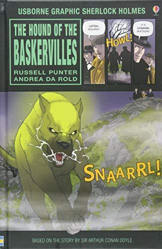9781474938082: The Hound Of The Baskervilles (Usborne Graphic Legends)