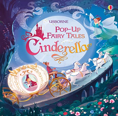 9781474939553: Pop-Up Cinderella (Pop-up Fairy Tales)