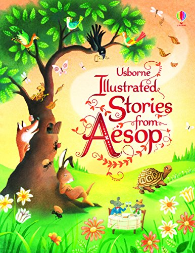 9781474941495: Illustrated stories from Aesop