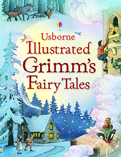 9781474941549: Illustrated Grimm's fairy tales