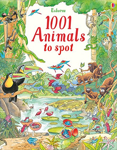 9781474941839: 1001 Animals to Spot (1001 Things to Spot)