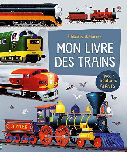 9781474946179: Mon livre des trains