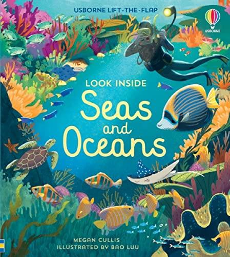 9781474947060: Look Inside Seas and Oceans