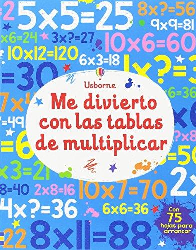 9781474950190: Me divierto con las tablas de multiplicar