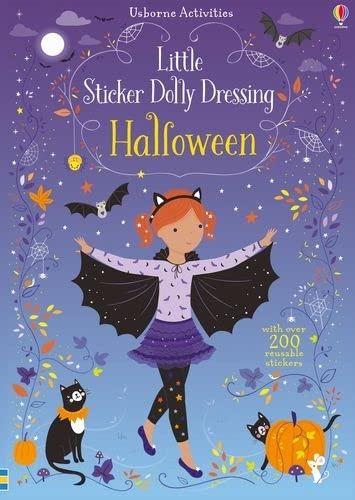 9781474950435: Little Sticker Dolly Dressing Halloween