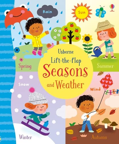 9781474950947: Lift-the-Flap Seasons and Weather
