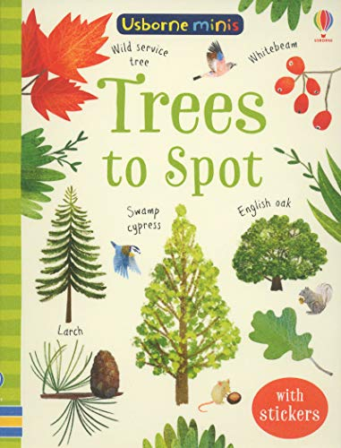 9781474952187: Trees To Spot (Usborne Minis)